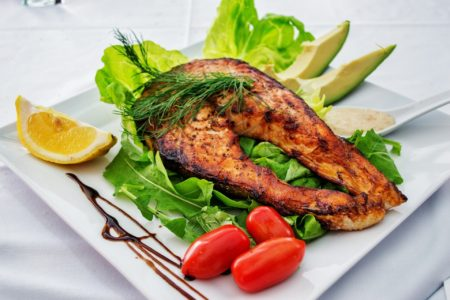 バランスの良い食事&外食時のメニュー選択