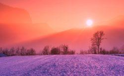 冬の過ごし方